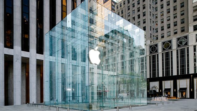Apple mağazaları