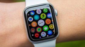 Apple Watch kas hareketleri için patent aldı