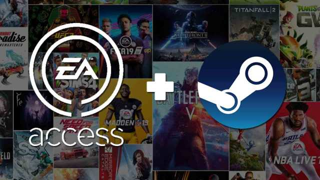 EA Access, Steam ile güçlenecek