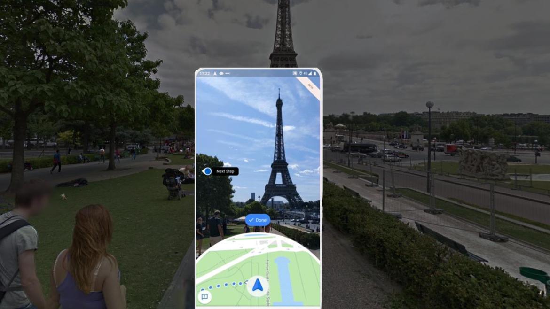 Google Haritalar yol tarihi ve navigasyon