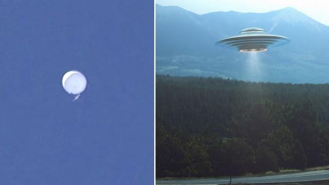 Japonya UFO