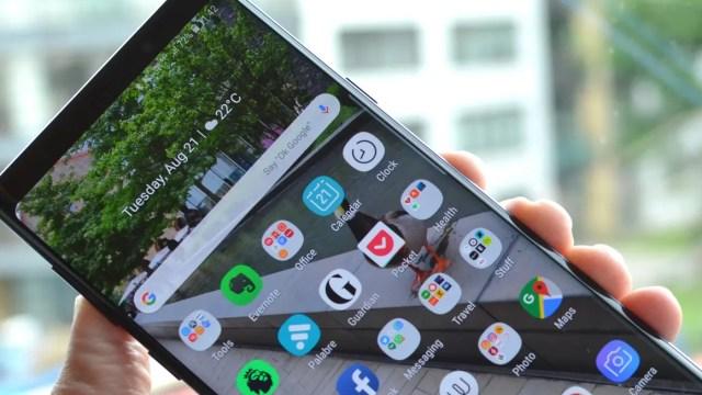 Samsung Galaxy Note 9 One UI 2.1 güncellemesini aldı!