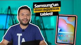 Samsung Galaxy Tab S6 Lite inceleme!