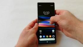 Sony'nin sürpriz telefonu ortaya çıktı