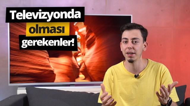 Sinema teknolojili Philips TV!- 55PUS7304/62 inceleme