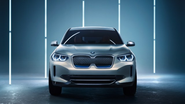 Elektrikli BMW iX3