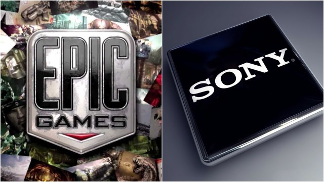 Sony ve Epic Games
