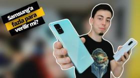 Xiaomi Redmi Note 9 Pro vs Samsung Galaxy A71