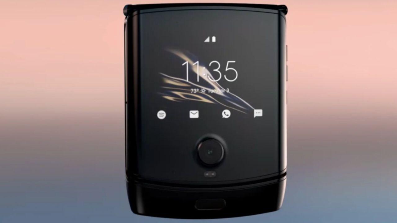 Motorola Razr 5G versiyonu bu türlü mi görünecek? 1