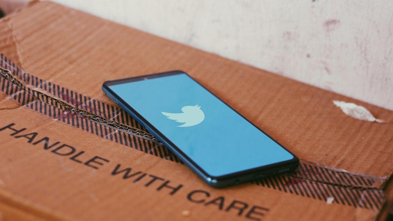 Twitter Android için paylaşma özelliği