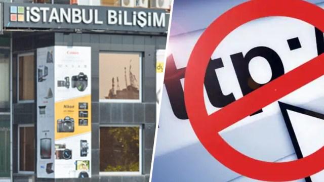 İstanbul Bilişim için karar