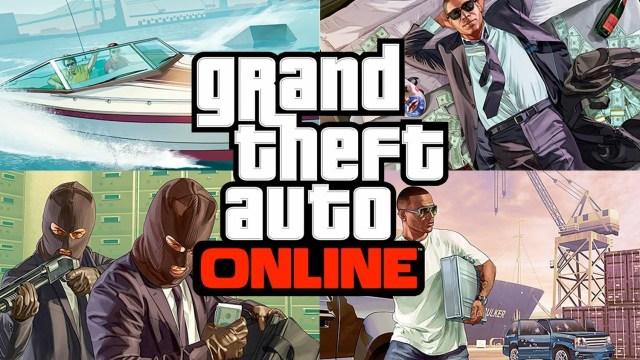 GTA Online içinde gizli UFO görevi bulundu!