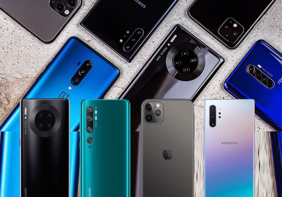 Samsung akıllı telefon liderliği