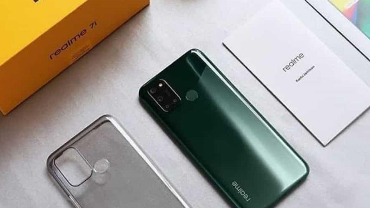 Realme 7i tanıtıldı! Telefonun özellikleri ve fiyatı 1