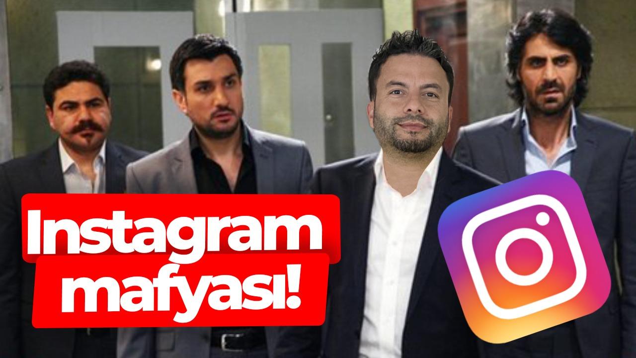 Instagram mafyaları, sosyal medya