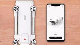 DJI Mavic'e Xiaomi'den katlanabilir ilginç rakip