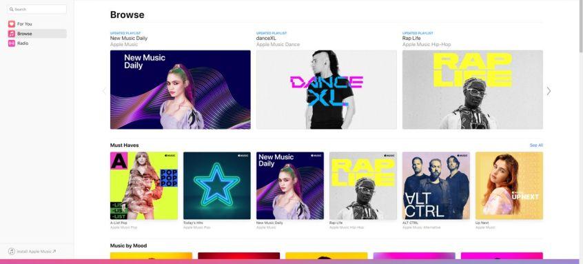 apple music spotify, apple music abone sayısı