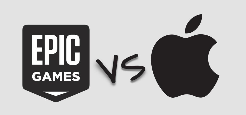 Apple Epic Games