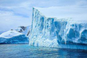 """Grönland'da devasa toz """"un"""" fırtınası"""