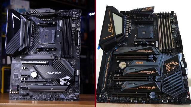 MSI X570 yeni BIOS güncellemesi
