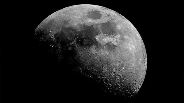 NASA ay madenciliği
