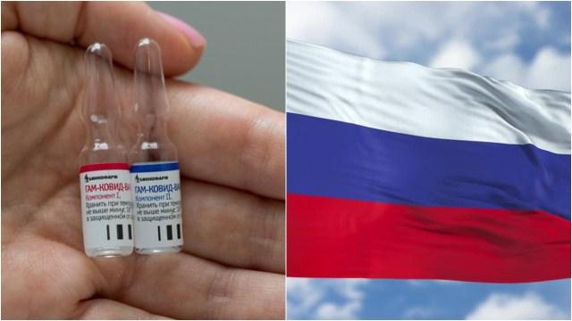 Rusya Sputnik V aşısı