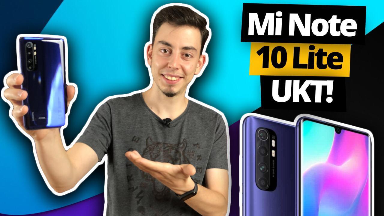 Xiaomi Mi Note 10 Lite Uzun Kullanım Testi! 1