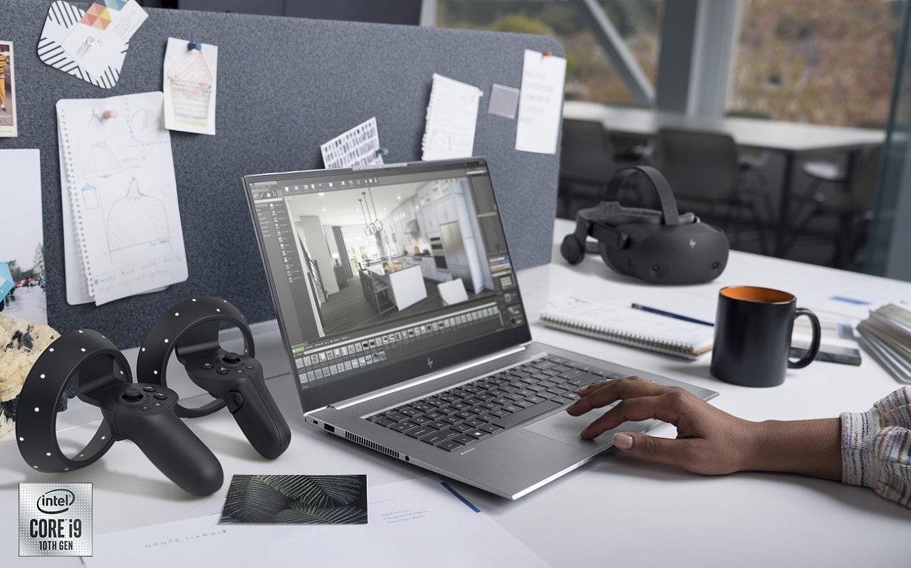 Yaratıcılığı sevenlerin bilgisayarı: HP ZBook Create G7 1