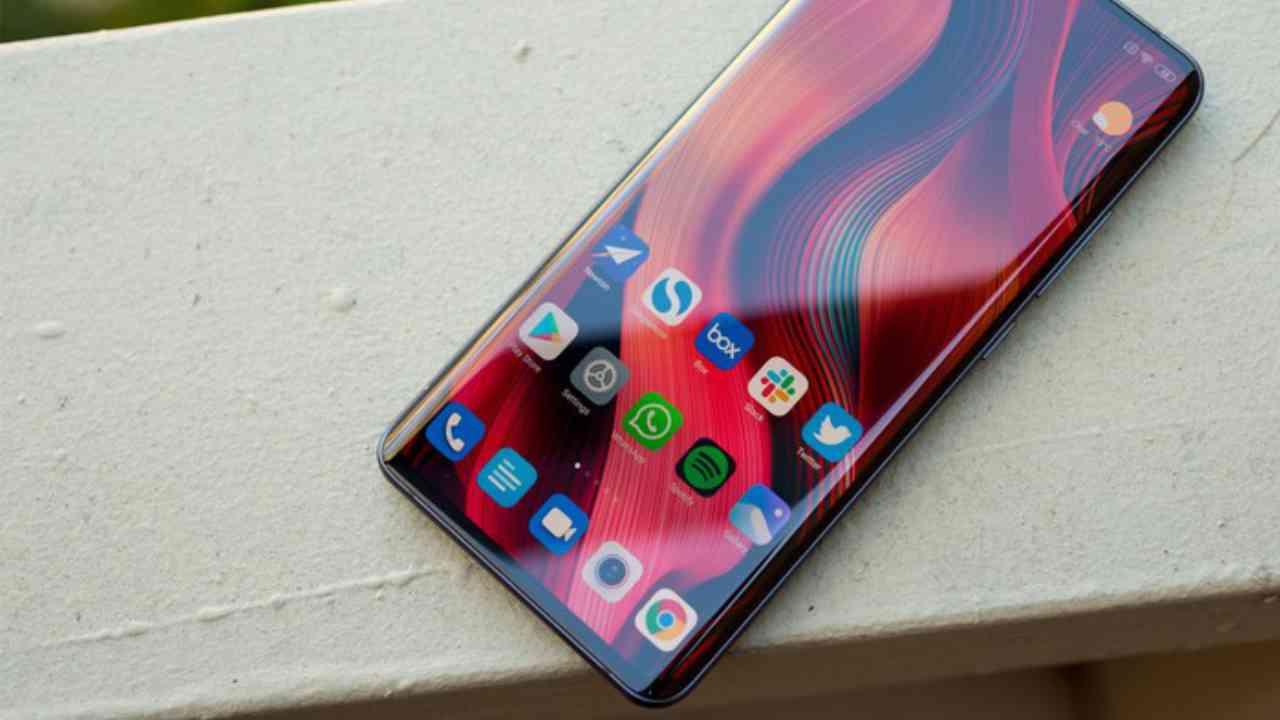 Redmi Note 10 tasarımı
