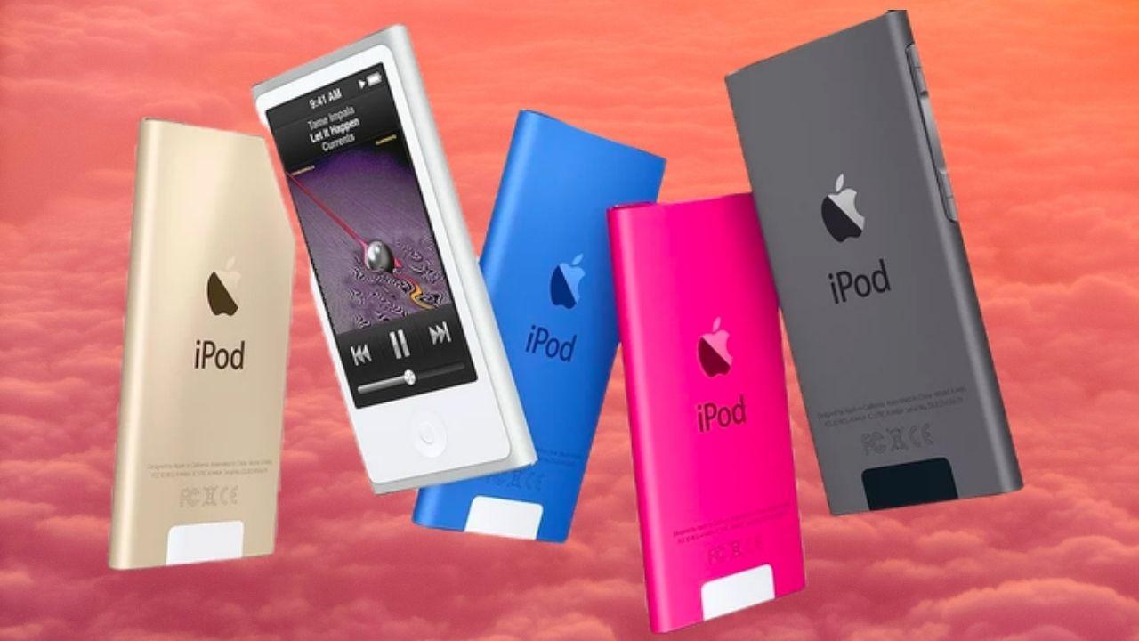Apple iPod Nano da tarihin tozlu sayfalarına gidiyor! 1