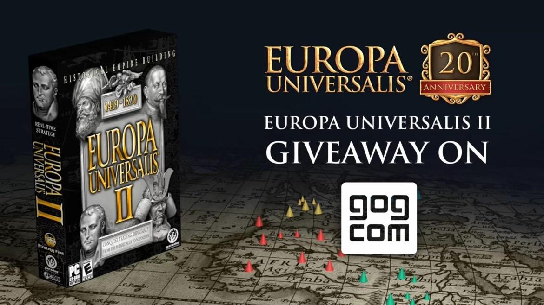 Europa Universalis 2 GOG ücretsiz