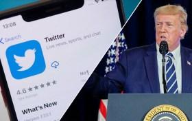 ABD Başkanı Trump için Twitter engeli!