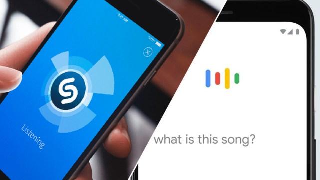 shazam, google asistan özelliiği, mırıldan ve ara özelliği, hum the search, google asistan bu şarkı nedir