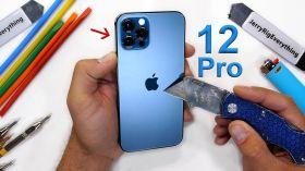 iPhone 12 Pro dayanıklılık testi paylaşıldı