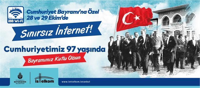 İstanbul sınırsız internet