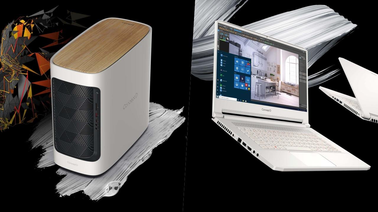 Yeni Acer ürünleri
