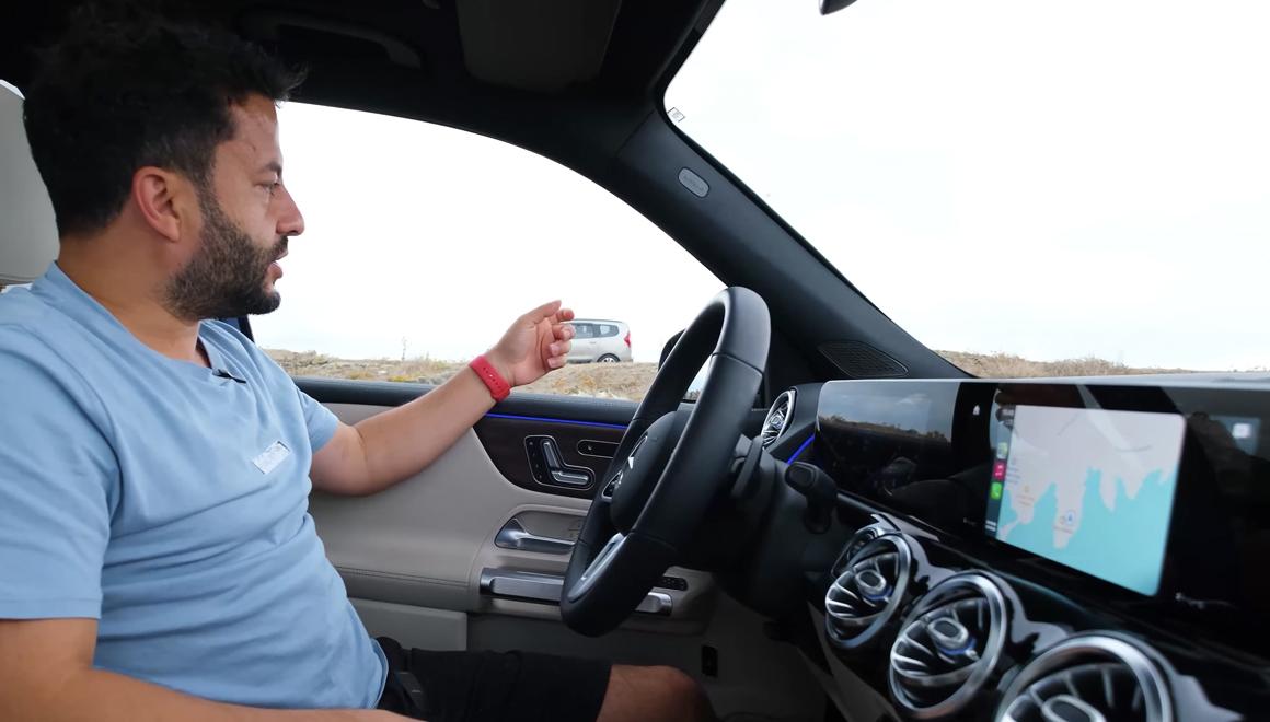 Mercedes GLB 2020 inceleme