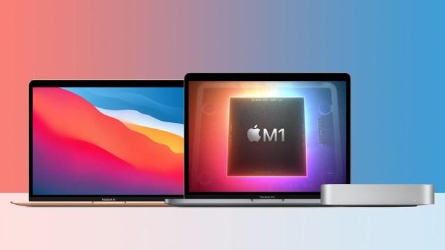 Apple M1 işlemcili MacBook'lar Türkiye'de satışa sunuldu