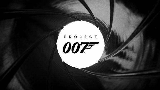 James Bond oyunu Project 007-00