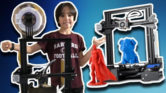 Creality Ender 3 Pro 3D yazıcı incelemesi!