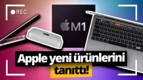 Yeni Mac modelleri tanıdıldı! Apple Park'tan Canlı Yayın