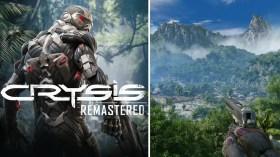 Crysis Remastered güncelleme aldı!