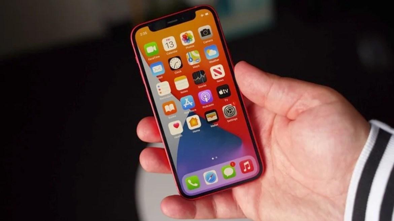 iPhone 12 mini dokunmatik ekran sorunu