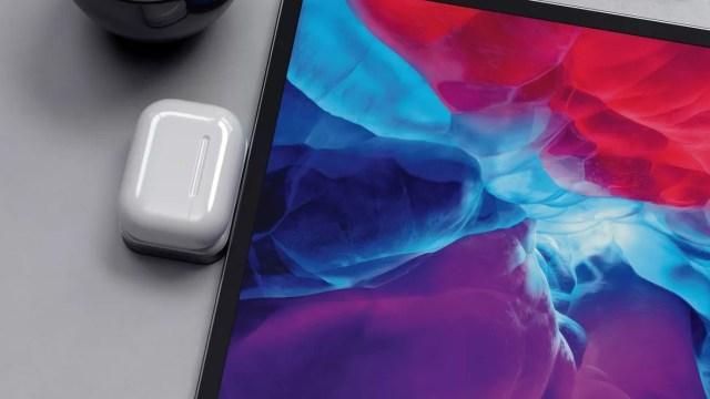 Mini-LED iPad ve AirPods 3 ile ilgili yeni iddia!