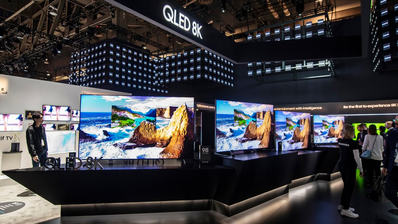 Samsung 2020 model televizyonlar