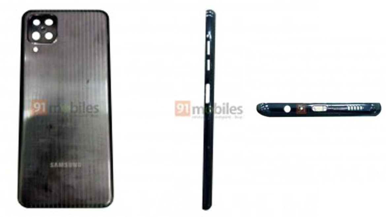 Samsung Galaxy M12 pil kapasitesi