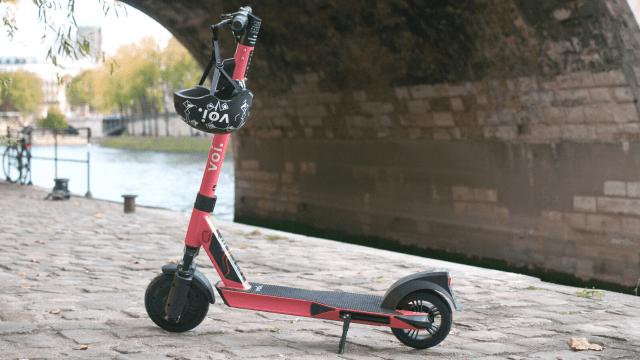 Scooterlara yapay zeka