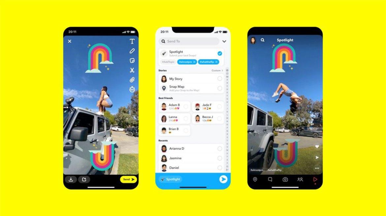 snapchat-spotlight-gunluk-1-milyon-dolar-dagitacak