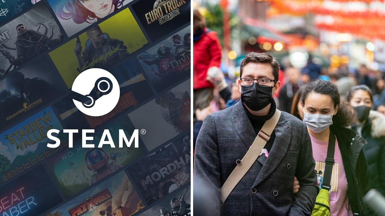 Steam kullanıcı sayısı