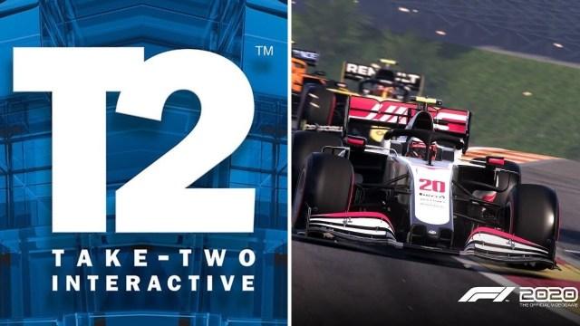 Take-Two Codemasters satış